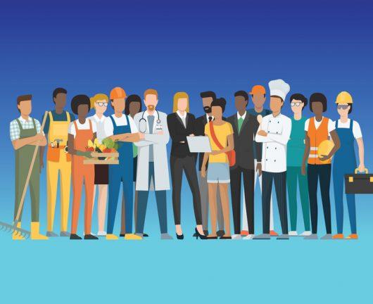 diversity image cartoon